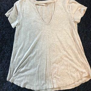 Lush Choker T-Shirt